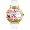 Carousel Watch in Gold or Silver Unisex G 0420003