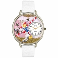 Carousel Watch in Silver Unisex U 0420003
