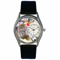 Casino Watch Classic Silver Style S 0420002