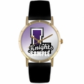 Cheerleading Fundraising Print Watch in Gold Classic P 0000012