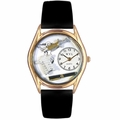 Chiropractor Watch Classic Gold Style C 0610009