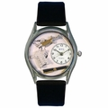 Chiropractor Watch Classic Silver Style S 0610009