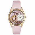 Chocolate Lover Watch Classic Gold Style C 0310005