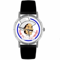Corporate Logo 2 Print Watch in Silver Classic R 0000014