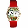 Cow Watch Classic Gold Style C 0110001