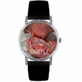 Custom Newborn Photo Watch Classic Silver Style R 0000004
