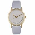 Custom Photo Watch Classic Gold Style P 0000001
