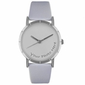 Custom Photo Watch Classic Silver Style R 0000001