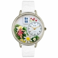 Daisy Fairy Watch in Silver Unisex U 1210012