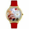 Day Care Teacher Watch in Gold or Silver Unisex G 0630015
