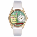 Dental Assistant Watch Classic Gold Style C 0620032
