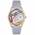 Dentist Watch Classic Gold Style C 0610004