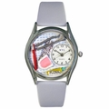 Dentist Watch Classic Silver Style S 0610004