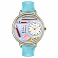 Dentist Watch in Silver Unisex U 0620001
