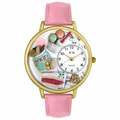 Dessert Lover Watch in Gold or Silver Unisex G 0310014
