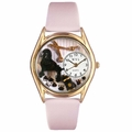 Dog Groomer Watch Classic Gold Style C 0630005