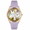 Easter Bunny Watch Classic Gold Style C 1220008