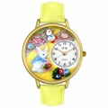 Easter Bunny Watch in Gold or Silver Unisex G 1220015