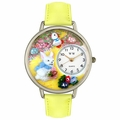 Easter Bunny Watch in Silver Unisex U 1220015