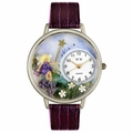 Fairy Watch in Silver Unisex U 1610001