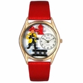Firefighter Watch Classic Gold Style C 0620011