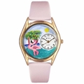Flamingo Watch Classic Gold Style C 0150010