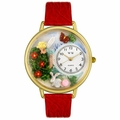 Garden Fairy Watch in Gold or Silver Unisex G 1210010