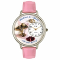 Her Wedding Watch in Silver Unisex U 1340005