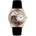 Horse Head Watch Classic Gold Style C 0110007