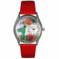 Hummingbirds Watch Classic Silver Style S 1210003