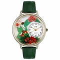 Hummingbirds Watch in Silver Unisex U 1210003