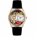 Judaism Watch Classic Gold Style C 0710003