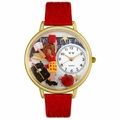 Kindergarten Teacher Watch in Gold or Silver Unisex G 0640002