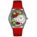 Ladybugs Watch Classic Silver Style S 1210004