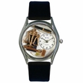 Lawyer Watch Classic Silver Style S 0620002
