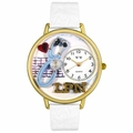 LPN Watch in Gold or Silver Unisex G 0620011