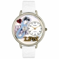 LPN Watch in Silver Unisex U 0620011