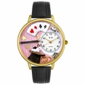 Magic Watch in Gold or Silver Unisex G 0420006