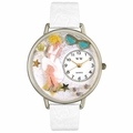 Marilyn Monroe Watch in Silver Unisex U 0420011