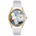 Massage Therapist Watch Classic Gold Style C 0630011