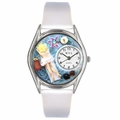 Massage Therapist Watch Classic Silver Style S 0630011