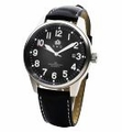 Mens Easy Read Black Automatic Watch