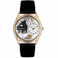 Music Piano Watch Classic Gold Style C 0510001