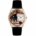 Music Teacher Watch Classic Gold Style C 0640014
