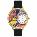 Mystery Lover Watch in Gold or Silver Unisex G 0460002