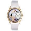 Nail Tech Watch Classic Gold Style C 0630003