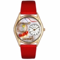 Needlepoint Watch Classic Gold Style C 0440001