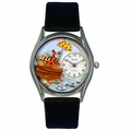 Noahs Ark Watch Classic Silver Style S 0710006