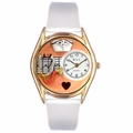 Nurse Orange Watch Classic Gold Style C 0610033