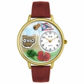 Ohio State Watch in Gold or Silver Unisex G 1410035